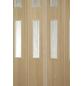 FORTE Falttür »Luciana«, Dekor: Esche, Lamellenfenster: 2, Höhe: 202 cm-Thumbnail
