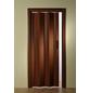 FORTE Falttür »Luciana«, Dekor: mahagoni, ohne Fenster, Höhe: 202 cm-Thumbnail