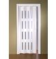 FORTE Falttür »Luciana«, Dekor: Weiß, Lamellenfenster: 4, Höhe: 202 cm-Thumbnail