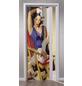 FORTE Falttür »Vera«, Dekor: Frau, ohne Fenster, Höhe: 204 cm-Thumbnail
