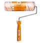 ALPINA Farbroller, Kunststoff | Polyamid (PA) | Metall, Weiß | Orange-Thumbnail