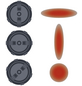EINHELL Farbspritzpistole »Farbspritzpistole »TC-SY 500 P«, für Lacke & Lasuren, 500 W«-Thumbnail