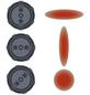 EINHELL Farbspritzpistole »Farbspritzpistole »TC-SY 600 S«, für Innenwandfarben, Lacke & Lasuren, 600 W«-Thumbnail