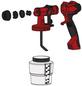EINHELL Farbspritzpistole »Farbspritzpistole »TC-SY 600 S«, für Innenwandfarben, Lacke & Lasuren, 600 W«, Lacke, Lasuren und Innenwandfarben-Thumbnail
