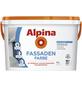 ALPINA Fassadenfarbe,  weiß,  10 l-Thumbnail