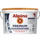 ALPINA Fassadenfarbe, weiß, 2,5 l-Thumbnail
