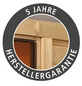 KARIBU Fasssauna »2«, Fichtenholz, beige, 3 Personen, 5,6 m2-Thumbnail