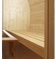 WOLFF FINNHAUS Fasssauna, B x T: 205 x 220 cm, ohne Ofen, Blockbohlen-Thumbnail