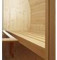 WOLFF FINNHAUS Fasssauna B x T: 205 x 280 cm, ohne Ofen, Blockbohlen-Thumbnail