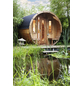 WOLFF Fasssauna »De luxe«, B x T: 235 x 280 cm, ohne Ofen-Thumbnail