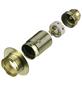 REV Fassung, Eisen, E14, 250 V, goldfarben-Thumbnail