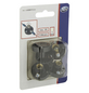 REV Fassung, Kunststoff, E10, 230 V, schwarz, 5 Stück-Thumbnail