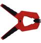 CONNEX Federspannzwinge, Spannweite: 100 mm, 2,1 cm-Thumbnail