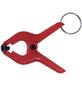 CONNEX Federspannzwinge, Spannweite: 28 mm, Kunststoff, 0,65 cm-Thumbnail