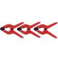 CONNEX Federspannzwinge, Spannweite: 48 mm, Kunststoff, 1,1 cm-Thumbnail