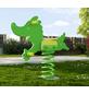 WEKA Federwippe »Tabaluga«, Kunststoff, grün-Thumbnail