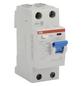 ABB Fehlerstromschutzschalter, 2-polig, Grau, 25 A-Thumbnail