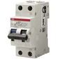 ABB Fehlerstromschutzschalter, Nennstrom: 16 A, Kunststoff, grau-Thumbnail