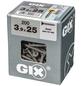 SPAX Feingewindeschraube, 3,9 mm, Stahl, 200 Stk., GIX A 3,9x25 L-Thumbnail