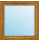 Meeth Fenster »77/3 MD«, Gesamtbreite x Gesamthöhe: 110 x 95 cm, Glassstärke: 33 mm, weiß/golden oak-Thumbnail