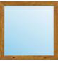 Meeth Fenster »77/3 MD«, Gesamtbreite x Gesamthöhe: 115 x 50 cm, Glassstärke: 33 mm, weiß/golden oak-Thumbnail