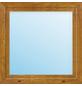 Meeth Fenster »77/3 MD«, Gesamtbreite x Gesamthöhe: 120 x 55 cm, Glassstärke: 33 mm, weiß/golden oak-Thumbnail