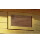 WOODFEELING Fenster für Gartenhäuser, BxH: 85 x 44 cm-Thumbnail