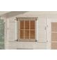 WEKA Fenster für Gartenhäuser, Holz/Glas-Thumbnail