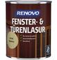 RENOVO Fenster- und Türenlasur, für innen & außen, 0,75 l, farblos, seidenglänzend-Thumbnail