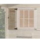WEKA Fensterladen für Gartenhäuser, Holz-Thumbnail