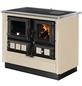 JUSTUS Festbrennstoffherd »Rustico-90 2.0«, 7 kW, mit Sichtscheibe-Thumbnail