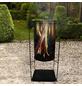 BUSCHBECK Feuerkorb »Amora«, Höhe: 75  cm, schwarz-Thumbnail