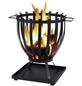 TEPRO Feuerkorb, Höhe: 57 cm, schwarz-Thumbnail