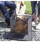 BUSCHBECK Feuerkorb »Taku«, Höhe: 41  cm, schwarz-Thumbnail