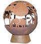 BUSCHBECK Feuerschale »Africa«, Rund-Thumbnail