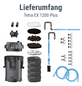 TETRA Filter »Außenfilter EX«, 19,5 W, für Aquarien bis: 500 l, schwarz-Thumbnail