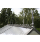 KGT Firstverzierung für Gewächshäuser, BxLxH: 10 x 200 x 30 cm, Aluminium-Thumbnail