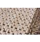 ANDIAMO Flachgewebe-Teppich »Louisiana«, BxL: 67 x 140 cm, braunbeige-Thumbnail