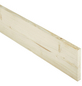 FN NEUHOFER HOLZ Flachleiste, Fichte- & Kieferholz natur, LxHxT: 200 x 12 x 1,5 cm-Thumbnail