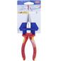 KNIPEX Flachrundzange mit Schneide, Rot   Gelb, 160 mm-Thumbnail