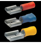 Flachsteckhülsen, Kunststoff, halbisoliert-Thumbnail