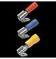 Flachsteckhülsen, Kunststoff, Isoliert-Thumbnail