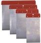CONNEX Flächenspachtel, Metall, 12 x 5, 8, 10 und 12 cm-Thumbnail