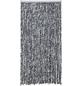 EXPLORER Flauschvorhang, Breite: 100 cm, weiss/dunkelgrau, gestreift-Thumbnail