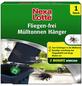 NEXA LOTTE Fliegen Hänger für die Mülltonne , 1 Stück-Thumbnail