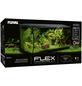 FLUVAL Fluval Aquarium Flex , mit gewölbter Vorderseite, 123 L-Thumbnail