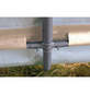 SHELTERLOGIC Folien-Gerätehaus, H (max) x B x T: 180 x 180 x 180 cm-Thumbnail