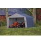 SHELTERLOGIC Folien-Gerätehaus, H (max) x B x T: 260 x 370 x 370 cm-Thumbnail