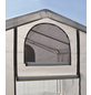SHELTERLOGIC Folien-Gewächshaus, 18,3 m², Stahl/Kunststoff-Thumbnail