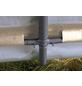 SHELTERLOGIC Folien-Gewächshaus, 5,76 m², Stahl/Kunststoff-Thumbnail